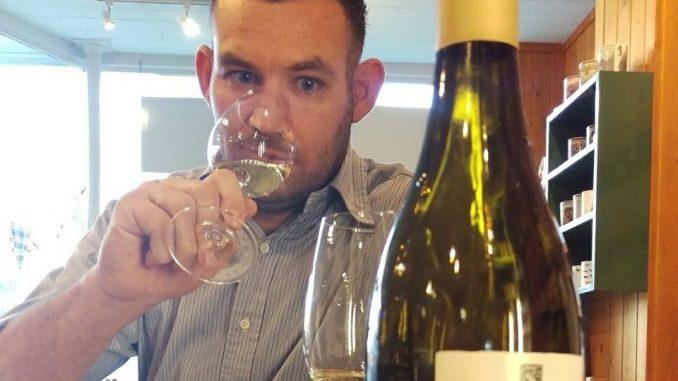 Pinotage wine